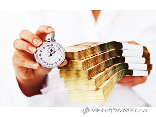 Pożyczki na użytek osobisty i służbowy.