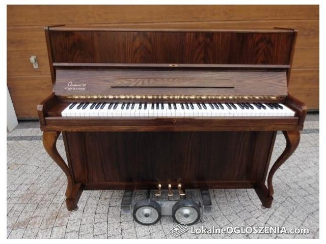 Piękne Pianino Nordiska Clasica Renner 9 sztuk rózne kolory