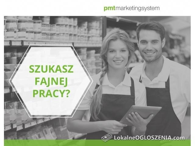 Merchandiser Poznań/ Wykładanie towaru Carrefour