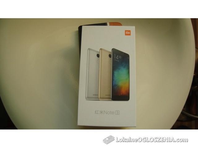 Sprzedam smartfon Xiaomi Redmi Note 3 pro