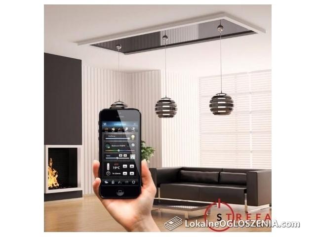 Instalacje elektryczne, Inteligentny dom, Systemy alarmowe, Przemysł