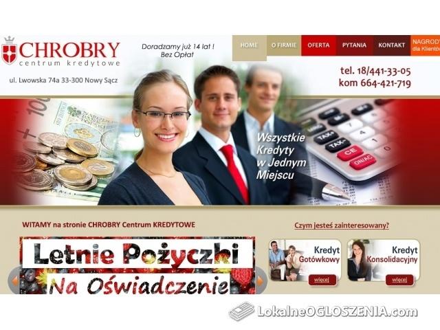 Kredyty Chrobry