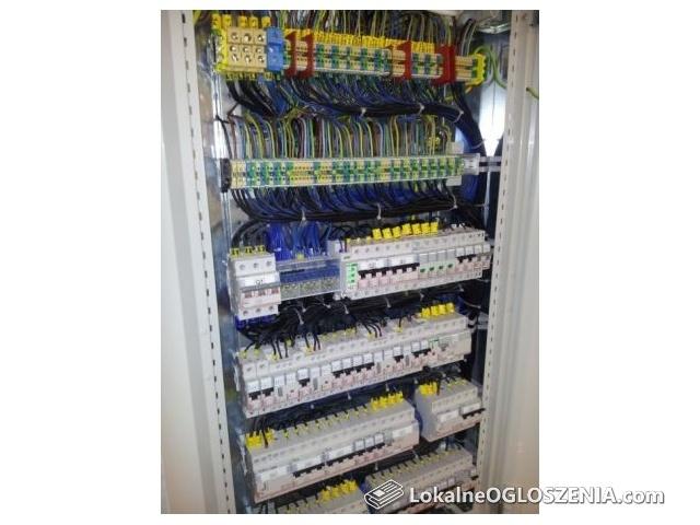 Rozdzielnie elektryczne Instalacje Rozdzielnice niskiego napięcia