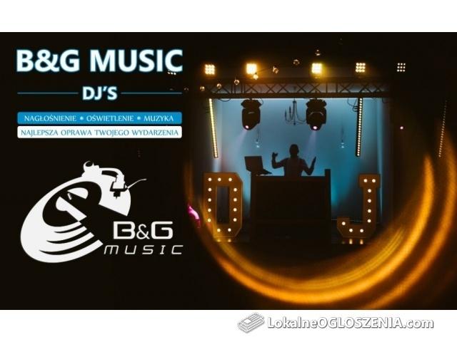 B&G MUSIC - DJ /Wodzirej na Wymarzone Wesele /Imprezę / DOŚWIADCZENIE
