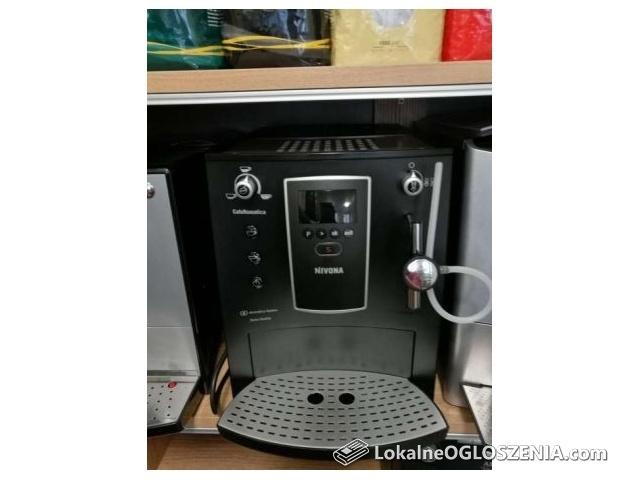 Ekspres do kawy Nivona NICR 770 Cappuccino Latte Gwarancja 12m.