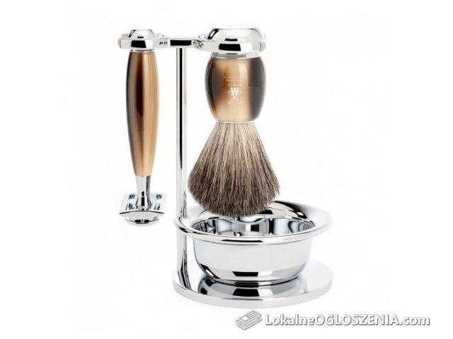 Ekskluzywny zestaw do golenia tradycyjnego Mühle Vivo