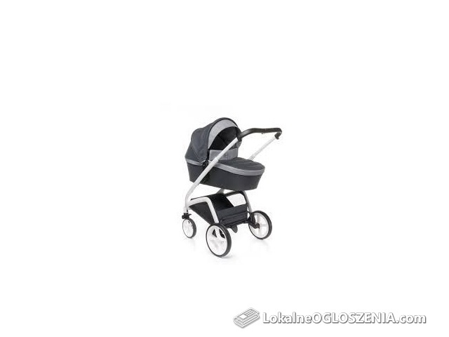 Nowy Wózek głęboko-spacerowy Cosmo 4 Baby