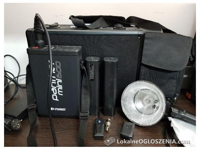 Lampa błyskowa plenerowa FOMEI Panther mini 600