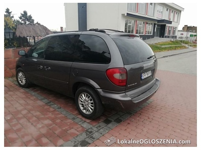 Chrysler Voyager 2,8 CRD - Automat