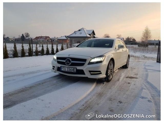 Mercedes CLS 350 CDI AMG Shoting Break Faktura Zamiana