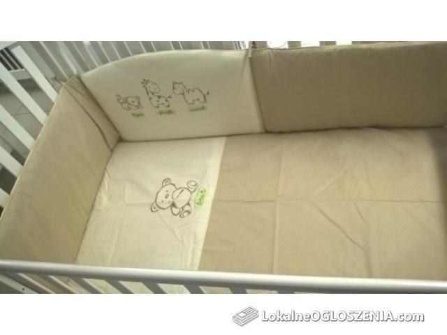 Nowa Pościel Ceba Baby Małe Zoo 135/100