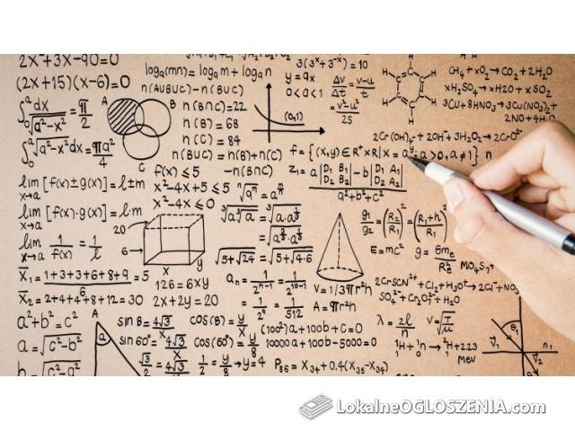 Korepetycje z matematyki ONLINE - Rozwiązywanie Zadań
