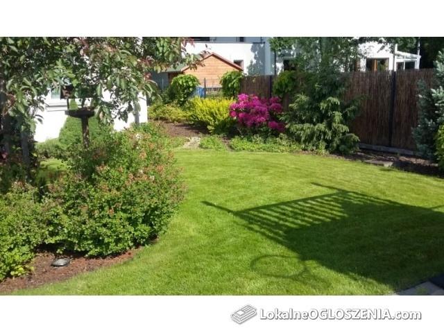 Pielęgnacja ogrodów, sprzątanie ogrodów, systemy nawadniania