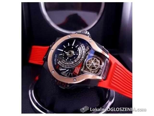 Zegarek męski Hublot MP-09 jedyny taki w Polsce!