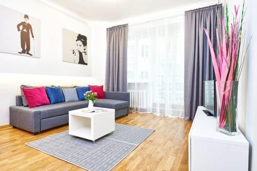 Cozy Apartment in Old Ochota