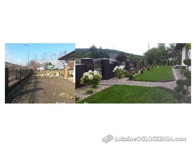 Profesjonalne projektowanie i wykonywanie ogrodów i terenów zielonych
