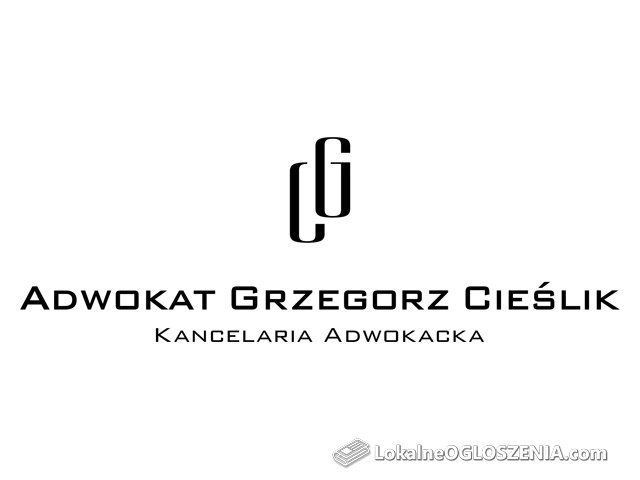 Adwokat Grzegorz Cieślik