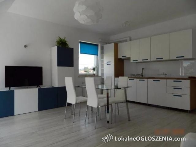 Mieszkanie 55m2 - Trzy pokoje - Umeblowane