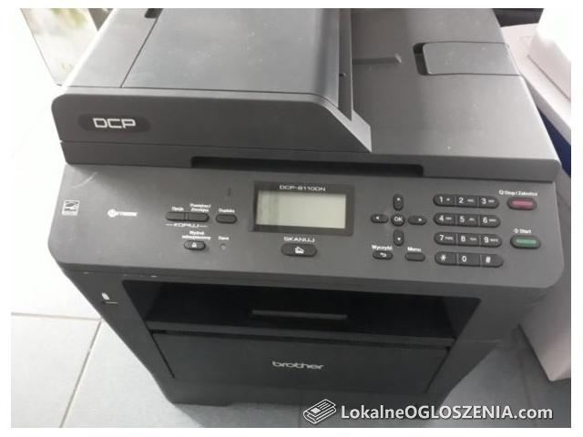 Urządzenie wielofunkcyjne drukarka Brother DCP-8110