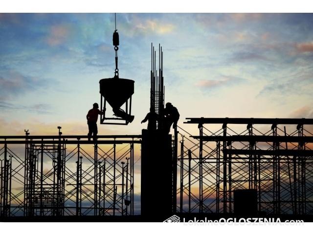 Zatrudnimy Pomocników Montera Konstrukcji Betonowych