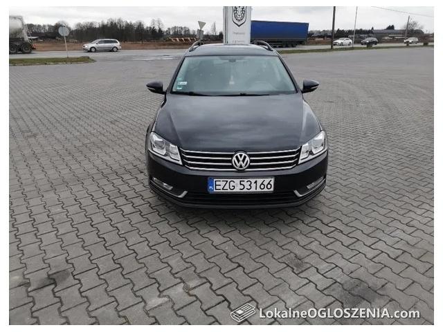 Sprzedam VW Passata B7. Rok prod. 2011, w 2018 r. sprowadzony do kraju