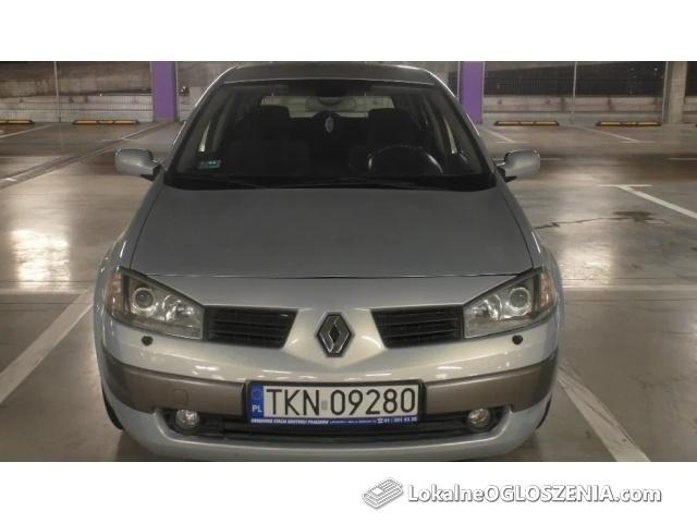 Renault Megane II 1,6 16v stan bdb 7 lat 1 właściciel, prawie idealny!