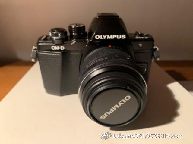 Olympus OMD 10 mark II z 14-42/3,5-5,6