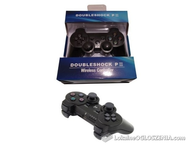Nowy Pad PS3 PC Playstation 3 bluetooth kontroler joystick