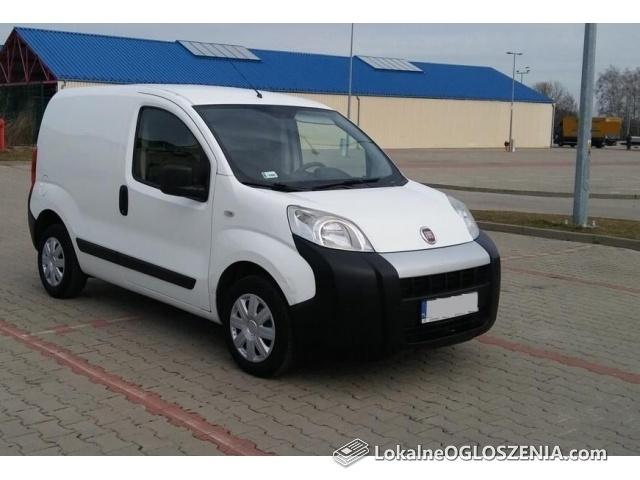 Fiat Fiorino 2013r. 1.4 benzyna, Klima, Salon PL